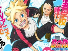 Novel Boruto