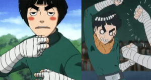 Metal Lee dan Rock Lee